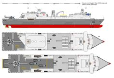 Canadian Joint Support Ship - As Proposed - From Shipbucket