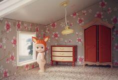 lundby dollhouse diy, renovation, nukkekodin tapetointi, nukkekodin remontti, nukkekoti diy, lundby diy, dollhouse diy, sonny angel