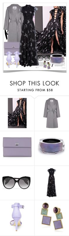 """""""Wear Me"""" by wswllcstwrt ❤ liked on Polyvore featuring xO Design, Balmain, Christian Siriano, MaxMara, Pineider, Alexis Bittar, Alexander McQueen, Steve Madden and Rebecca Minkoff"""