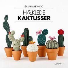 Hæklede Kaktusser - Bog