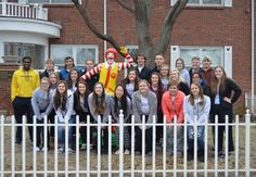 This EPIC community service project left a huge impact on families in need. Community Service Projects, Ronald Mcdonald House, Fundraising, Charity, Fundraisers