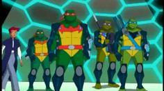 Teenage Mutant Ninja Turtles Season 6 Episode 23 - DNA Is Thicker Than W...