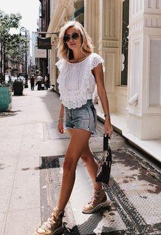 Errores de vestuario que cometen las chicas bajitas. #fashion #streetstyle #look #inspirational