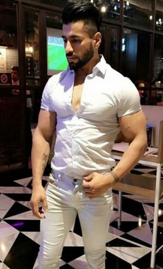 Fitness Body Men Gay Muscle 30 Best Ideas Fitness Body Men Gay Muscle 30 Best IdeasYou can find Muscle men and more on our website. Hunks Men, Hot Hunks, Tights Outfit, Well Dressed Men, Hairy Men, Attractive Men, Muscle Men, Mens Fitness, Fitness Plan