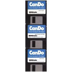 Cando Disks Only for Commodore Amiga from INOVAtronics