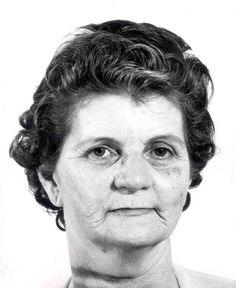 Elizabeth Ann Duncan hired two men to kill her pregnant daughter-in-law in Nov. 1958, jealous that the young mother-to-be threatened her incestuous relationship with her son Frank, 30. Duncan is one of four women executed in California's gas chamber.