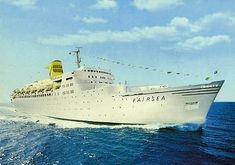 The Fairsea of Sitmar Cruise Lines