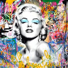 Mr. Brainwash, 'Marilyn Monroe,' 2016, Contessa Gallery