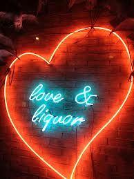 Love and Liquor bar  34, Kilburn High Road, London.
