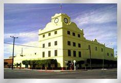 Edificio histórico de la cervecería de Mexicali