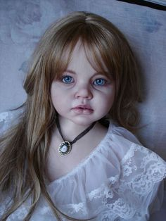 CUSTOM* Reborn Toddler Child Size Doll, Angelica by Reva Schick ...