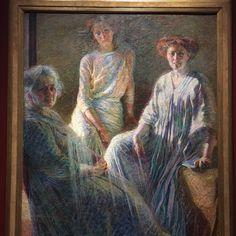 Boccioni Le tre donne