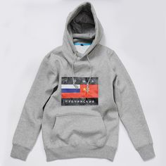 Gosha rubchinskiy hoodie men Fleece