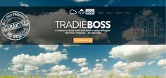 brian duffell's website tradieboss.com.au. Do not engage as this person is currently under investigation, please read newspaper article.