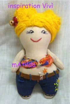 formosella - art doll