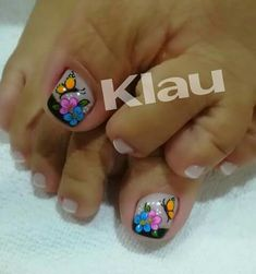 Nail Art, Nails, Beauty, Diana, Pretty Toe Nails, Feet Nails, Pedicures, Nail Designs, Beleza