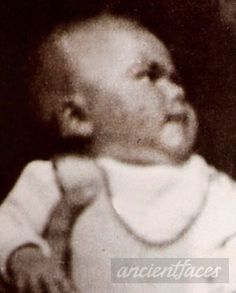 Hannelore Scholtz. Hannelore was sadly murdered for being disabled on April 5, 1943 by Nazi docters at age 22 months