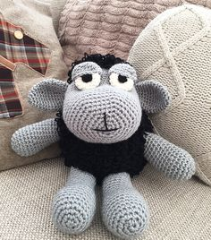 Hello fellow Happy Crocheters! Here comes my new free amigurumi pattern for a…
