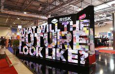 R.I.S.K company stand on Behance