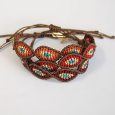 Eleonora Evil Eye Good Luck and Protection macrame bracelets