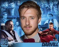 *PIN to WIN* Meet Arthur Darvill at #SLCC16! Known for roles on DC's Legends of Tomorrow, Doctor Who, and more. Photo Op Sessions available to purchase now. #utah