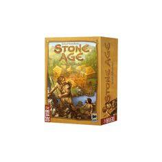 Stone Age  En Stone Age nos enfrentaremos a los problemas que afrontaban nuestros antepasados en la más temprana edad.
