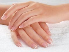 Como limpiar las uñas. Get ride off yellow nails.