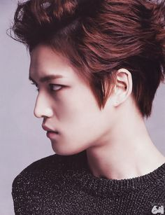 Waiting For Kim Jaejoong ~ Side Profile Beautifully Captured ❤️ JYJ Hearts