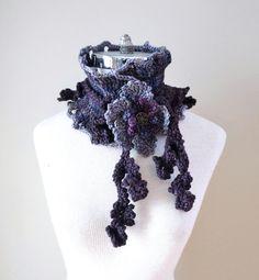 Pretty Purple by Lisa Gossman-Steeves on Etsy