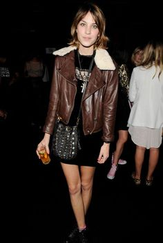 Alexa Chung Style And Fashion In Pictures - Tips & Advice   British Vogue
