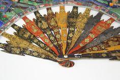 ab212.abanico de las mil caras.papel pintado. m - Comprar Abanicos Antiguos en todocoleccion - 52724945