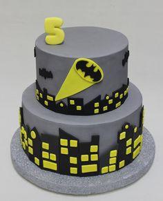 Batman Cake !