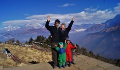 10 tips for adventurous travel with young kids
