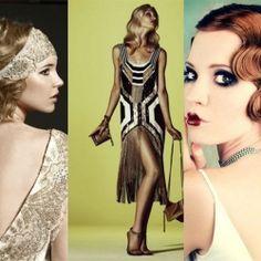 Moda i film - Art Deco - Blender Online