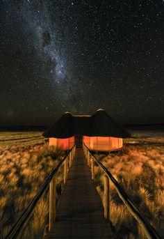 African lodge - Namibia        Photographer: Marsel van Oosten