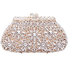 Fawziya Bling Sun Flower Clutch Purse Luxury Rhinestone Crystal Evening Clutch Bags - Gold Fawziya http://www.amazon.com/dp/B00MLPHMJO/ref=cm_sw_r_pi_dp_0I.7ub0GYT34S