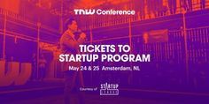 Exhibit your startup for free at TNW2018  thanks to the Startup League