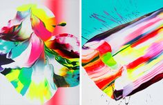 I want to make out with these paintings! // Yago Hortal