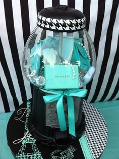Tiffany in Paris Birthday Party Ideas | Photo 1 of 16 | Catch My Party