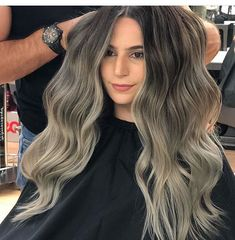 #hairstyles hashtag on Instagram • Photos and Videos White Ombre Hair, Hair Makeup, Hairstyles, Long Hair Styles, Photo And Video, Videos, Photos, Beauty, Instagram