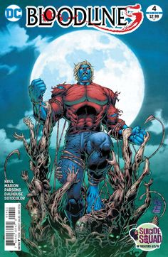 Weird Science DC Comics: PREVIEW: Bloodlines #4