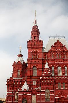 Red Square, Moscow * Thanks for showing the beauty of Russia, and world peace with her peoples * Russian Architecture, Beautiful Architecture, Beautiful Buildings, Building Architecture, Places Around The World, The Places Youll Go, Places To See, Around The Worlds, Beautiful World