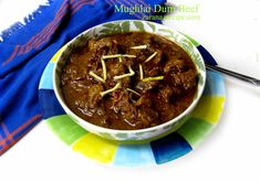 Mughlai Dum Beef | Bangla, Bangladeshi & Bengali Food Recipes