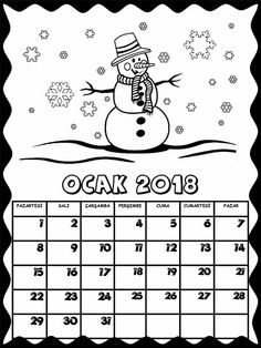 92 En Iyi Takvim Görüntüsü Calendar Day Care Ve Preschools
