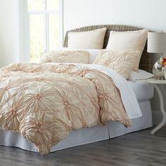 Savannah Bedding & Duvet - Blush