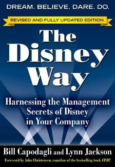 The Disney Way, Revised Edition by Bill Capodagli, http://www.amazon.com/dp/B000FA5LPE/ref=cm_sw_r_pi_dp_UuLxsb0GAVFGS