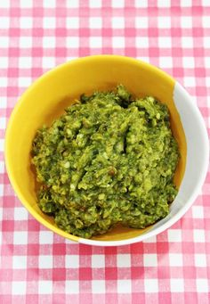 green chilli chutney recipe, learn to make hot green chili chutney. This can be a substitute to the usual green chilies used in most recipes