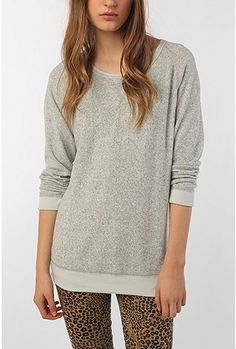 coincidence & chance oversized boyfriend raglan - want in every color imaginable