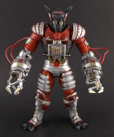 Mine-O-Taur (Masters of the Universe) Custom Action Figure