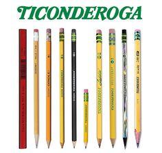 Dixon-Ticonderoga-Pencil-Range Pastel Pencils, Watercolor Pencils, Colored Pencils, Giant Pencil, Derwent Pencils, Types Of Pencils, Wooden Pencils, Best Pencil
